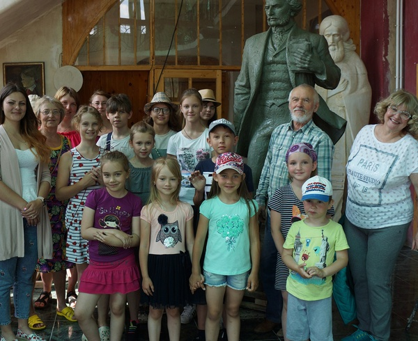 Excursion from Pavlovskaya Sloboda